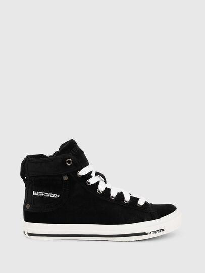 Diesel - SN MID 20 EXPOSURE C, Noir - Footwear - Image 1
