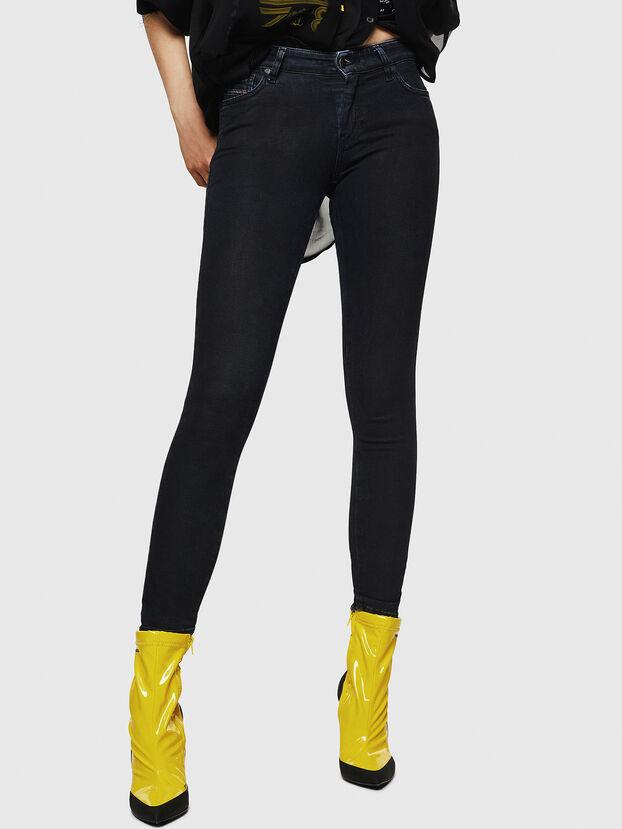 Slandy 084AV, Bleu Foncé - Jeans