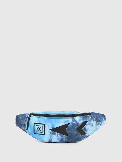 Diesel - GRIPY, Bleu - Sacs ceinture - Image 1