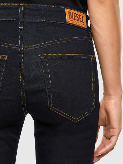 Diesel - Slandy 009CW, Bleu Foncé - Jeans - Image 3