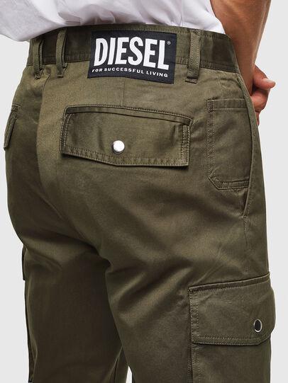 Diesel - P-JARED-CARGO, Vert - Pantalons - Image 4