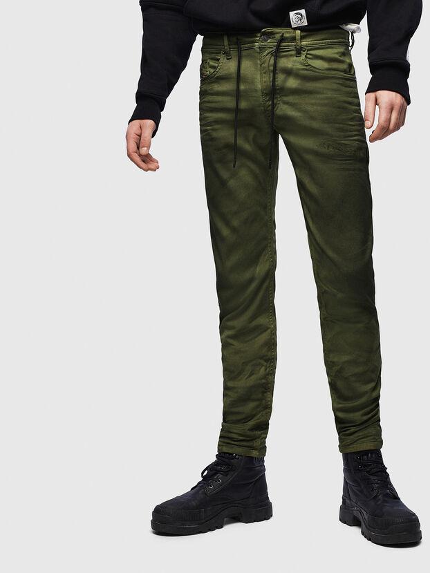 Thommer JoggJeans 069MM, Vert - Jeans