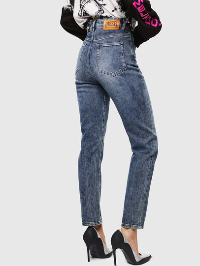 Diesel - D-Eiselle 0098W, Bleu moyen - Jeans - Image 2