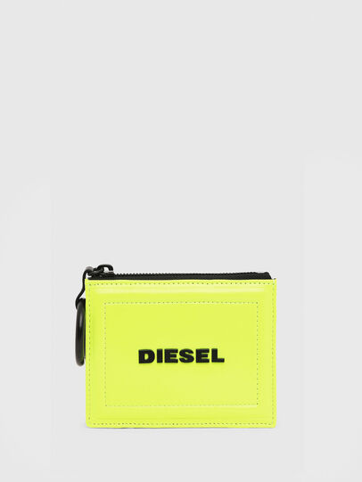 Diesel - CASEPASS, Jaune Fluo - Bijoux et Gadgets - Image 1