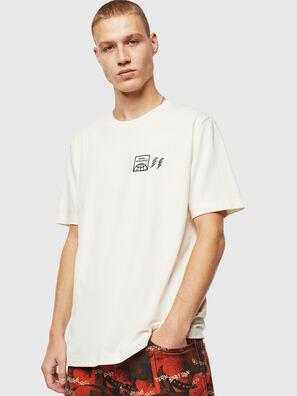T-JUST-VINT, Blanc - T-Shirts