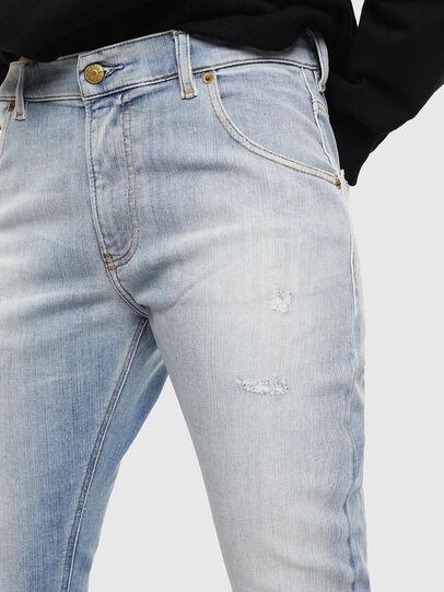Diesel - Krailey JoggJeans 0099R, Bleu Clair - Jeans - Image 5