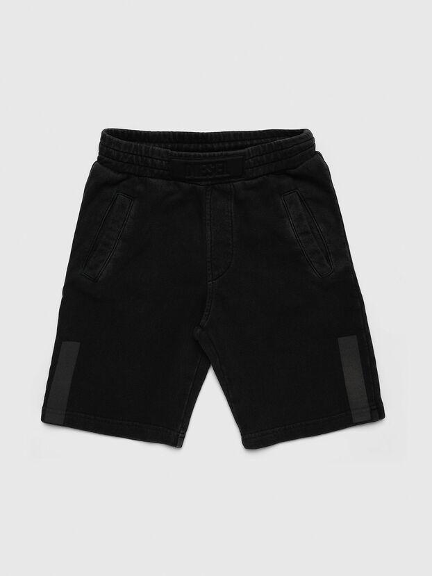 PBIRX, Noir - Shorts