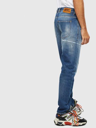 Diesel - D-Vider 0097B, Bleu moyen - Jeans - Image 4