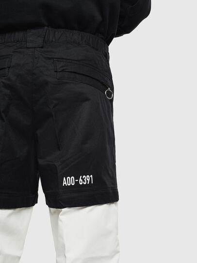 Diesel - P-MELTY, Noir/Blanc - Pantalons - Image 6