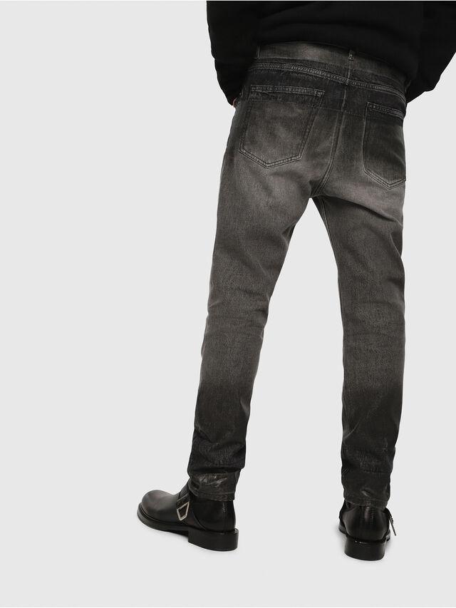 Diesel - D-Aygle 089AU, Noir/Gris foncé - Jeans - Image 2