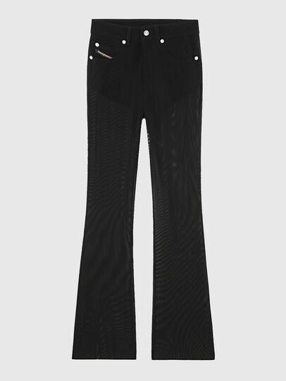 Diesel - P-LON, Noir - Pantalons - Image 4