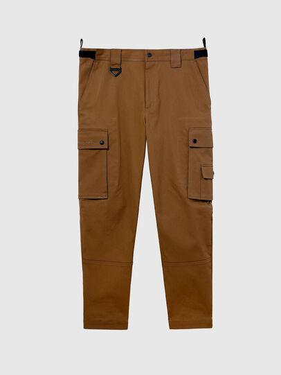 Diesel - P-FREDDY, Marron Clair - Pantalons - Image 1