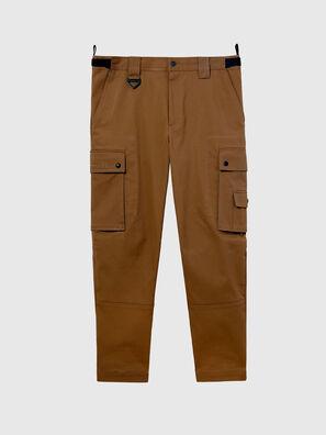 P-FREDDY, Marron Clair - Pantalons