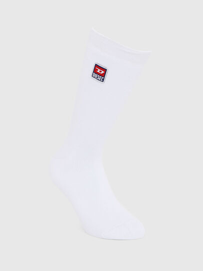 Diesel - SKM-RAY, Blanc - Chaussettes - Image 1
