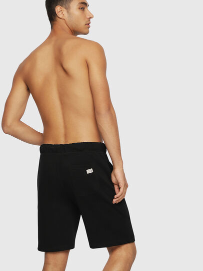 Diesel - UMLB-PAN, Noir/Blanc - Pantalons - Image 2