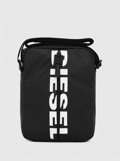 Diesel - F-BOLD SMALL CROSS, Noir - Sacs en bandoulière - Image 1
