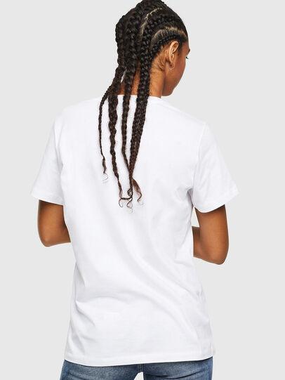 Diesel - T-DARIA-YC, Blanc - T-Shirts - Image 2