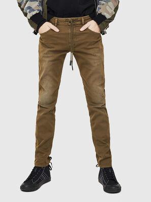 Thommer JoggJeans 069FH, Vert Militaire - Jeans