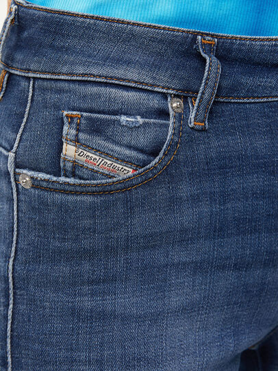 Diesel - D-Jevel 009JK, Bleu moyen - Jeans - Image 3