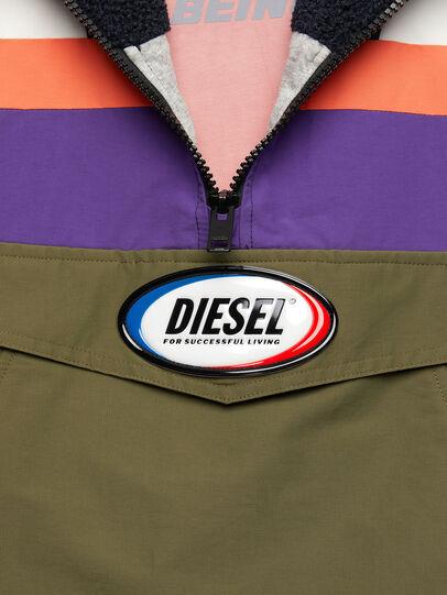 Diesel - J-SHAUN, Violet/Vert - Vestes - Image 5