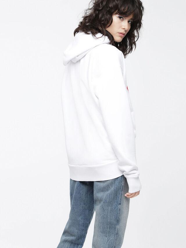 F-ALBY-FL-A, Blanc
