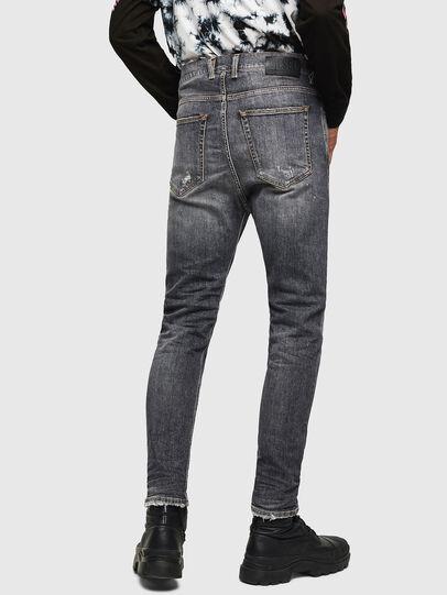 Diesel - D-Vider 0097Z, Gris Clair - Jeans - Image 2