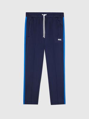 P-CHROME, Bleu - Pantalons