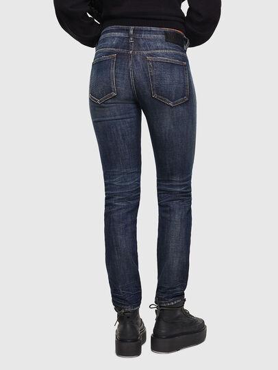Diesel - D-Rifty 0096U, Bleu Foncé - Jeans - Image 2