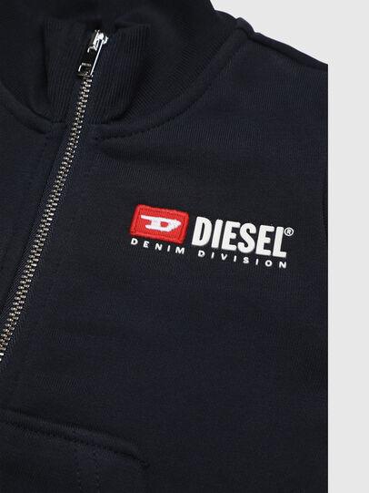 Diesel - SOLLYB, Bleu Foncé - Pull Cotton - Image 3