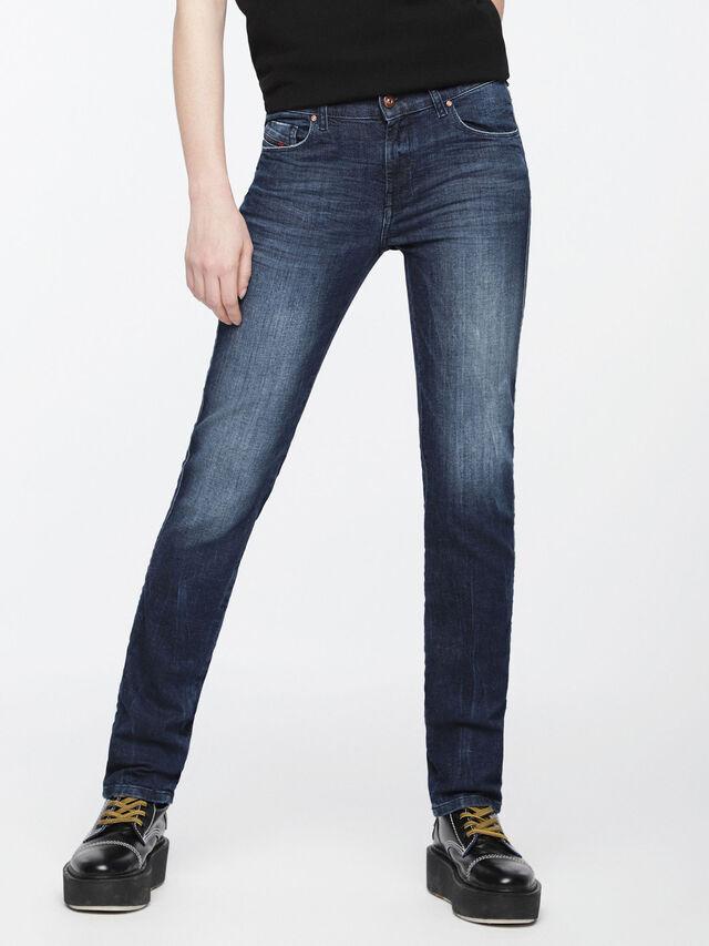 Diesel - Sandy 0685T, Bleu Foncé - Jeans - Image 5