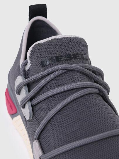 Diesel - S-KB SLE W, Gris - Baskets - Image 4