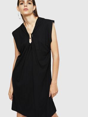 D-SULE, Noir - Robes