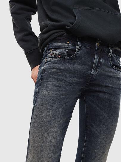Diesel - D-Ollies JoggJeans 069GD, Bleu Foncé - Jeans - Image 3