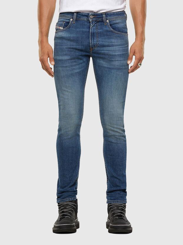 Thommer 009DB, Bleu moyen - Jeans