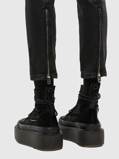 Diesel - Slandy 069JT, Noir - Jeans - Image 6