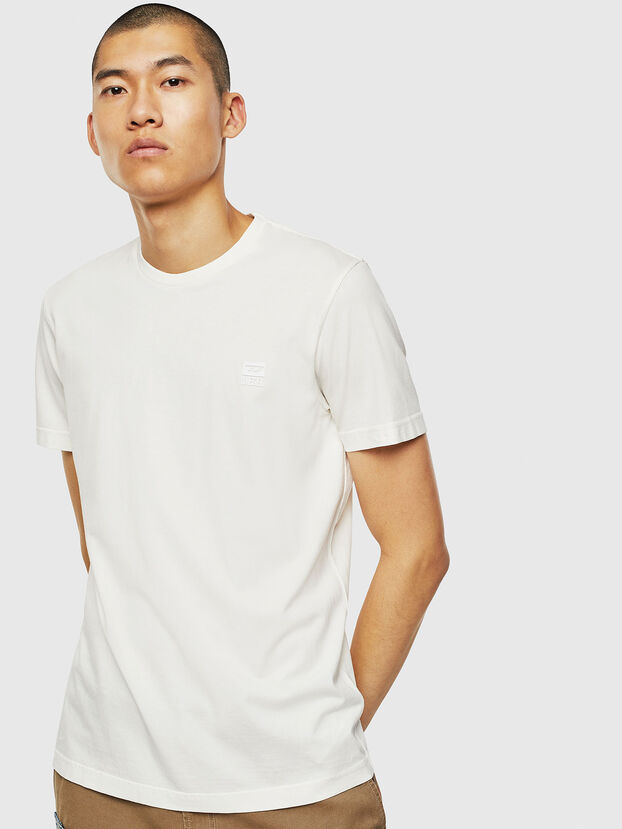 T-DIEGOS-K31, Blanc - T-Shirts