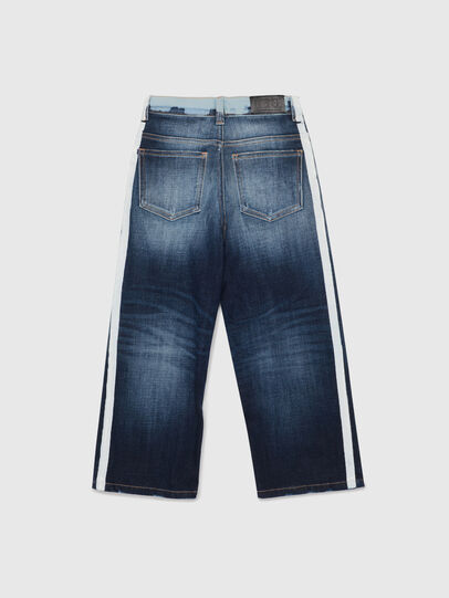 Diesel - WIDEE-J, Bleu moyen - Jeans - Image 2