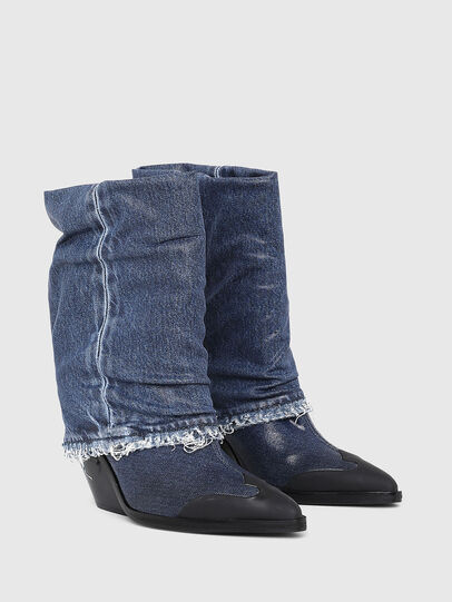 Diesel - D-WEST MB,  - Bottines - Image 2