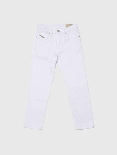 Diesel - MHARKY-J JOGGJEANS, Blanc - Jeans - Image 1