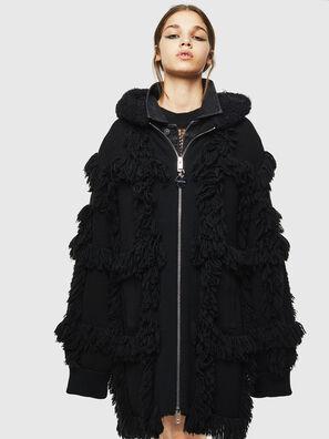 M-LYNE, Noir - Vestes d'hiver
