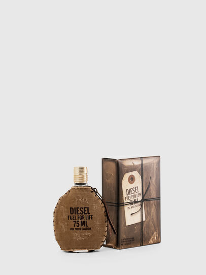 Diesel - FUEL FOR LIFE MAN 75ML, Marron - Fuel For Life - Image 1
