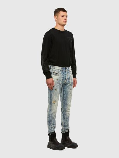 Diesel - D-Strukt 009FM, Bleu Clair - Jeans - Image 6