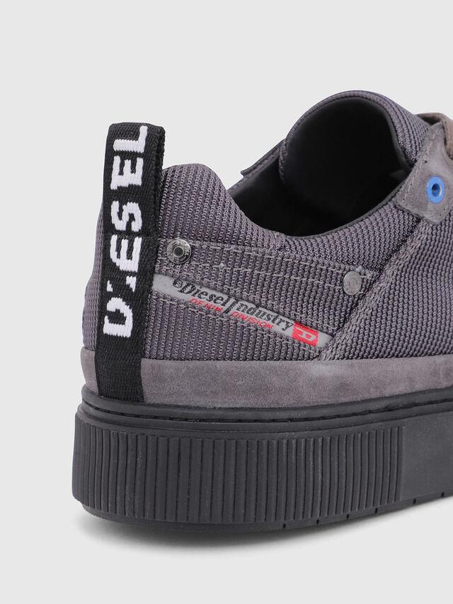 Diesel - S-DANNY LC II, Bleu/Gris - Baskets - Image 4