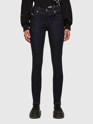 D-Roisin 0098L, Bleu Foncé - Jeans