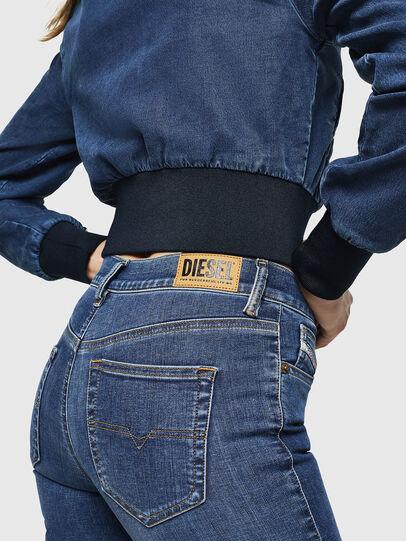 Diesel - D-Roisin 085AB, Bleu moyen - Jeans - Image 3