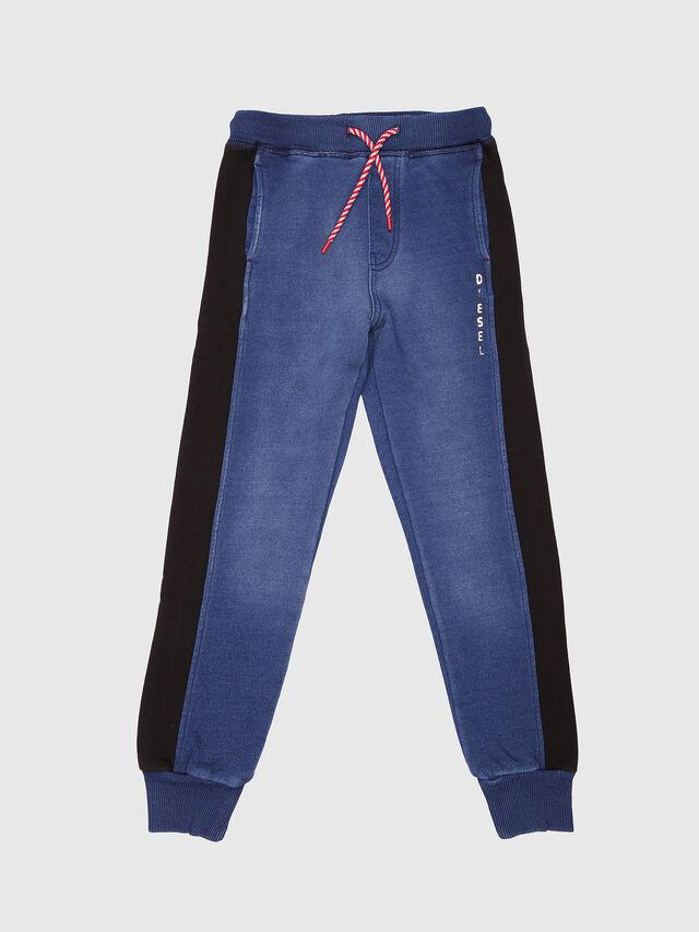 KIDS PRIGE, Bleu - Pantalons - Image 1