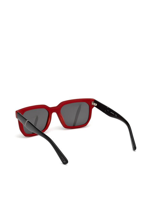 DL0253, Noir/Rouge