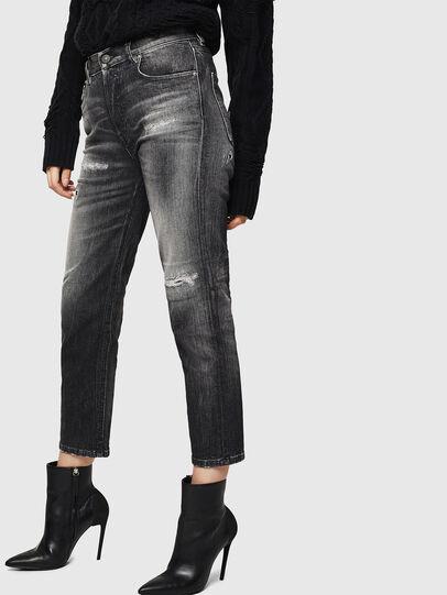 Diesel - Aryel 0095J, Noir/Gris foncé - Jeans - Image 4
