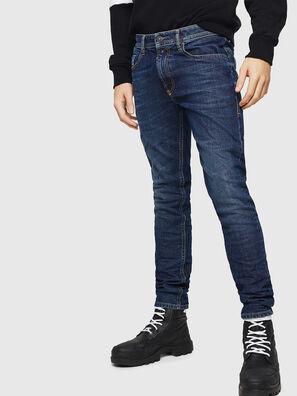 Thommer 0890E, Bleu moyen - Jeans