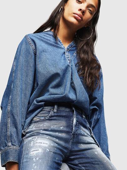 Diesel - Babhila 0091Y, Bleu moyen - Jeans - Image 3